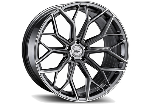 Wheelforce HE.1 FF Gloss Steel