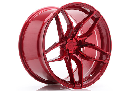 Concaver CVR3 Candy Red