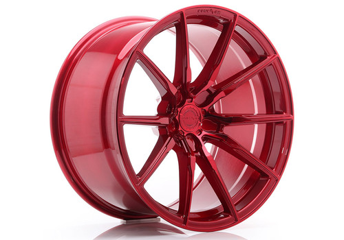 Concaver CVR4 Candy Red