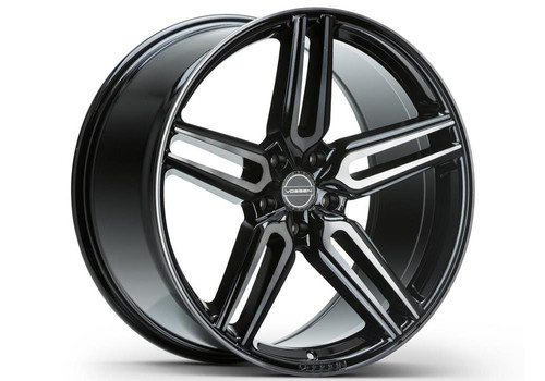 Vossen HF-1 Tinted Gloss Black - Vossen wheels