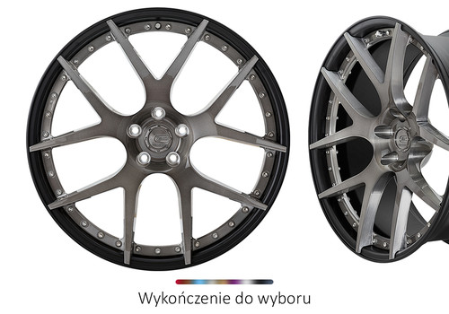 BC Forged HB05S35 - Felgi do Mercedes