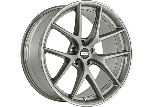 BBS CI-R Platinum Silver - Felgi do Mercedes