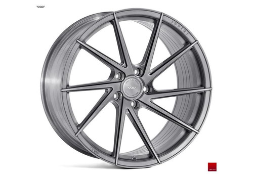 Ispiri FFR1D Brushed Carbon Titanium - Felgi do Mercedes
