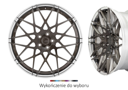 BC Forged HB033 - Felgi do Mercedes