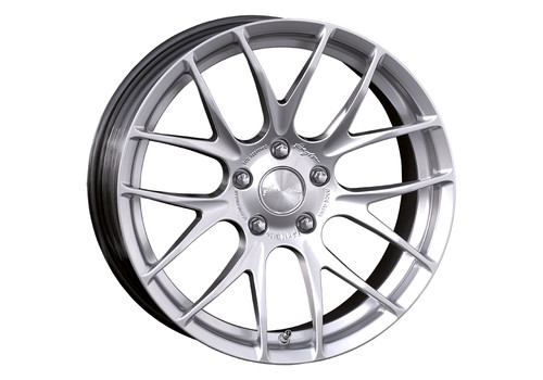 Wheels for Lexus - Breyton Race GTS-R Hyper Silver