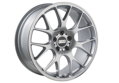 BBS wheels - BBS CH-R Brilliant Silver