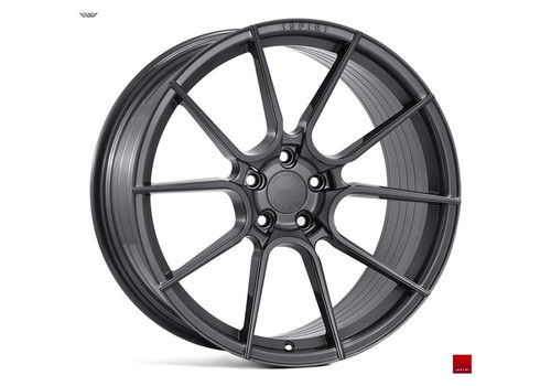 Felgi do Chevrolet - Ispiri FFR6 Carbon Graphite