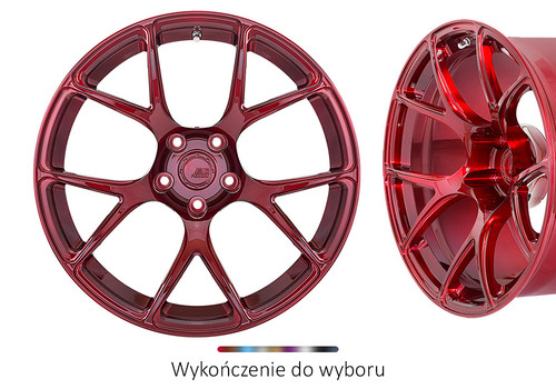 BC Forged RZ05 - Wheels for Lamborghini