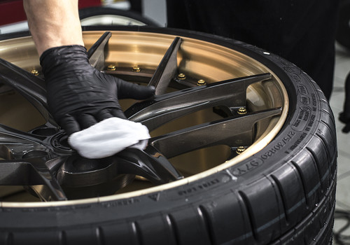 Wheel ceramic coating - Services