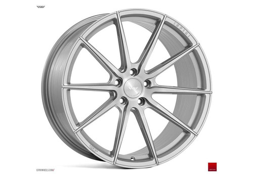 Ispiri FFR1 Pure Silver - Felgi do Mercedes ML W166 (2011+)