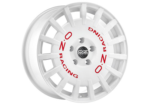 OZ Rally Racing Race White - Wheels Configurator – PremiumFelgi