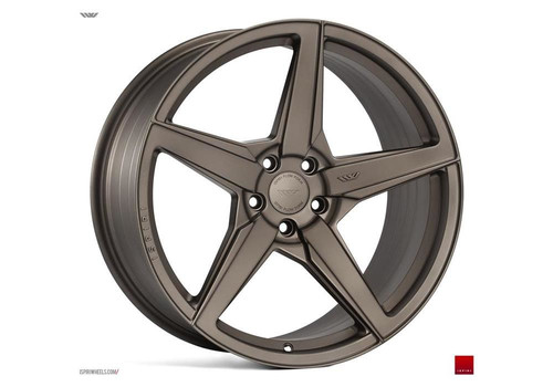 Ispiri FFR5 Matt Carbon Bronze - Felgi do Mercedes