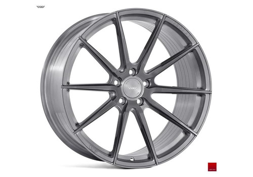 Ispiri FFR1 Brushed Carbon Titanium - Felgi do Mercedes