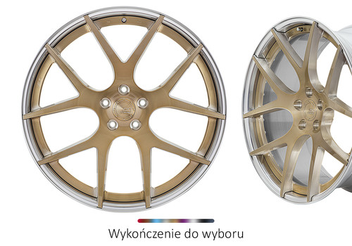 BC Forged HB05 - Felgi do Mercedes