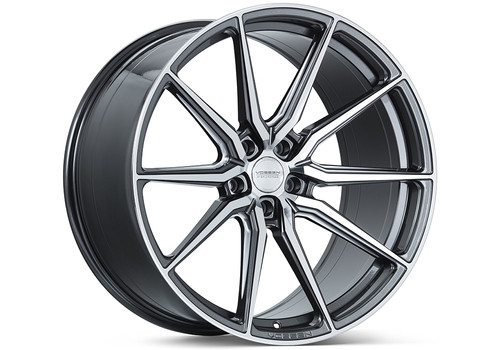 Vossen HF-3 Gloss Graphite Polished - Vossen wheels