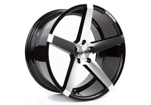 Wheels for Porsche - Z-Performance ZP6.1 Phantom Black/Polish