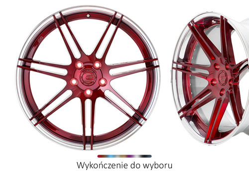 BC Forged HB27 - Felgi do Mercedes