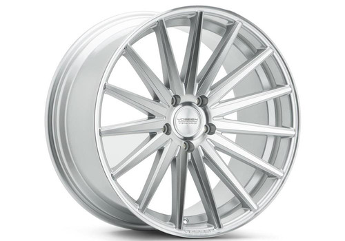 Vossen VFS-2 Silver Polished - Vossen wheels