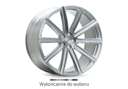 Felgi Urban Automotive - Urban Automotive x Vossen UV-2