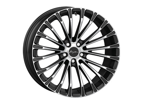 Breyton Race LS 2 Matt Black Polished - Felgi do Mercedes ML W166 (2011+)