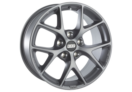 BBS SR Satin Himalaya Grey - Felgi do Volvo