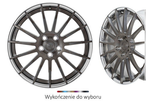 BC Forged HB15 - Felgi do Mercedes