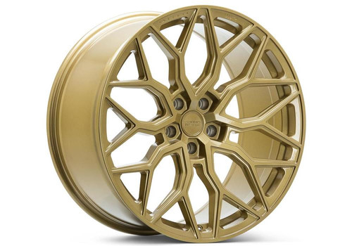 Vossen HF-2 Gloss Gold - Felgi do Mercedes SLS AMG