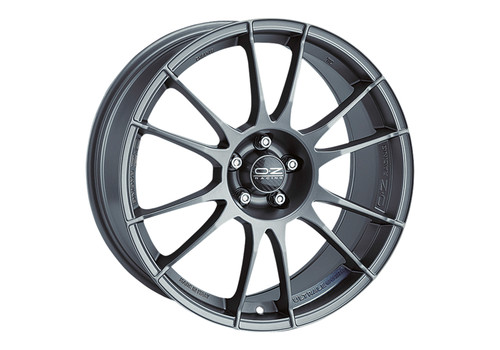 Wheels - wheelshop - OZ Ultraleggera Matt Graphite Silver