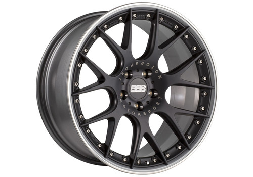 BBS wheels - BBS CH-R 2 Satin Black