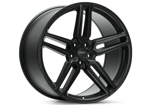 Vossen HF-1 Satin Black - Felgi do Mercedes SLS AMG