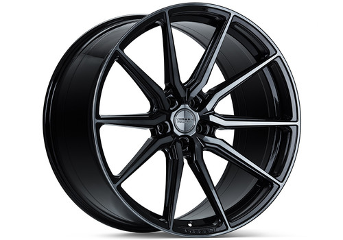 Vossen HF-3 Double Tinted Gloss Black - Vossen wheels