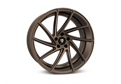 mbDesign KV2 Satin Bronze