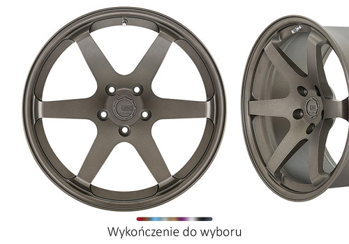 BC Forged RT51 - Wheels for Lamborghini