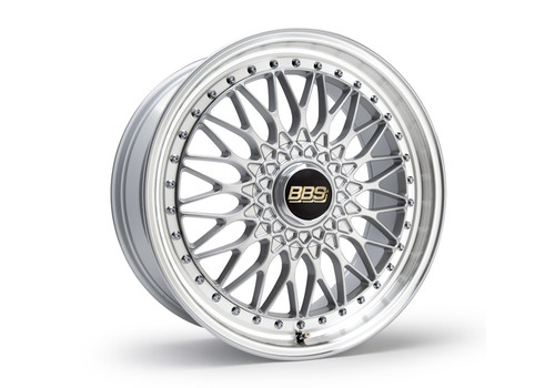 BBS wheels - BBS Super RS Silver/Polished