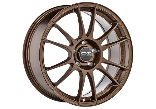 Wheels - wheelshop - OZ Ultraleggera Matt Bronze