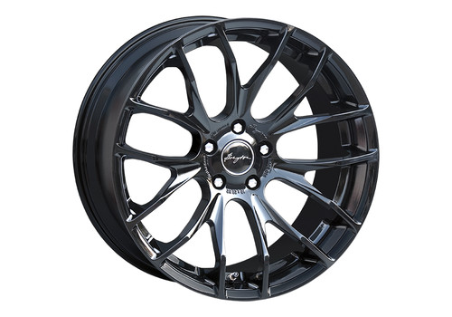 Felgi do Chevrolet - Breyton Race GTS Glossy Black