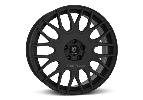 mbDesign LV2 Matte Black