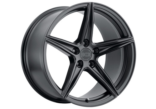 XO Luxury Auckland Matte Black - Wheels for McLaren
