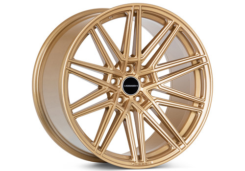 Vossen CV10 Gloss Gold - Felgi do Alfa Romeo