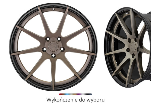 BC Forged HB29 - Felgi do Mercedes