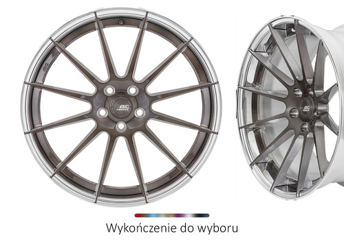 BC Forged HB12 - Felgi do Mercedes