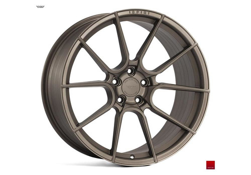 Ispiri FFR6 Matt Carbon Bronze - Felgi do Mercedes ML W166 (2011+)