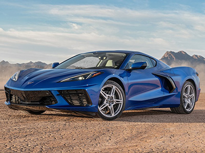 Corvette C8 Stingray (2020+)