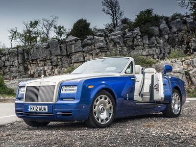 Phantom Coupe / Drophead Coupe