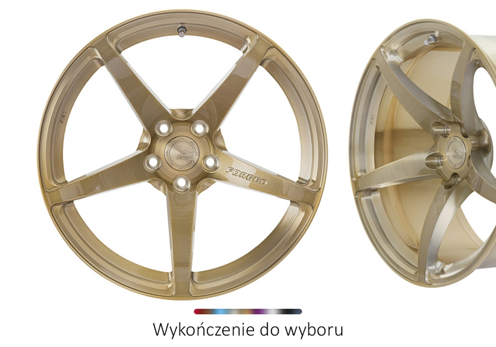 Forged Wheels wheels - BC Forged RS45