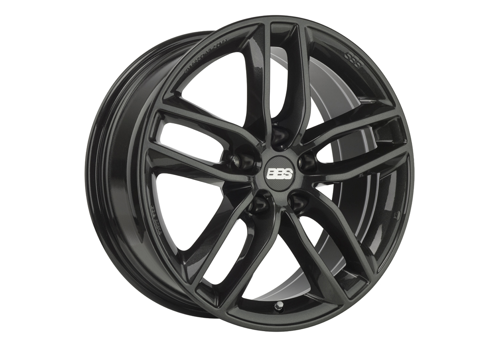 Wheels for Opel - BBS SX Crystal Black