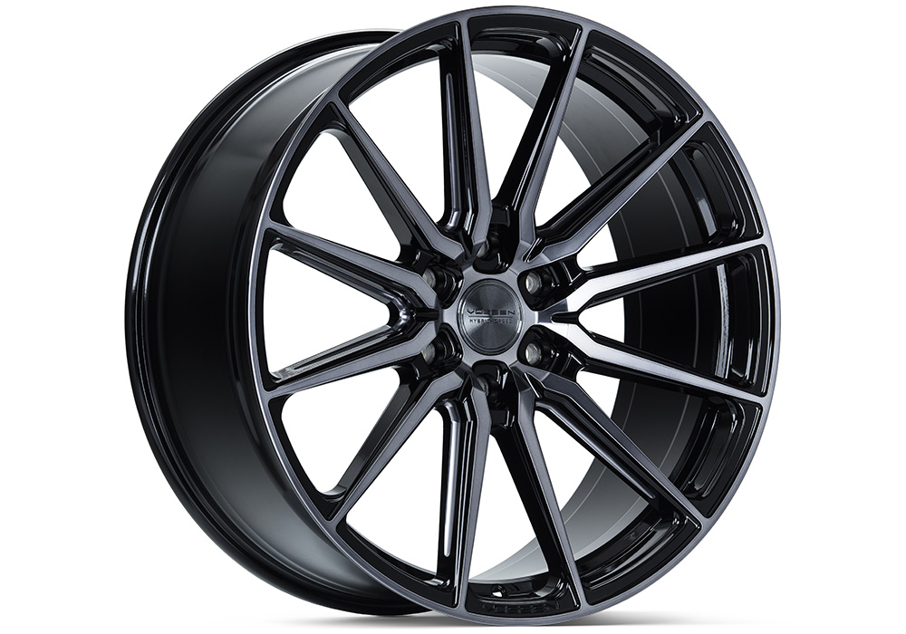 Vossen HF6-1 Tinted Gloss Black