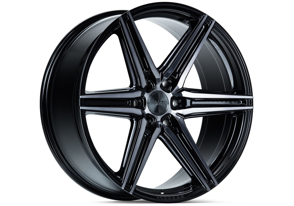 Vossen HF6-2 Tinted Gloss Black