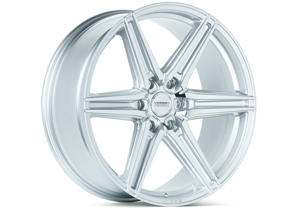 Vossen HF6-2 Silver Polished