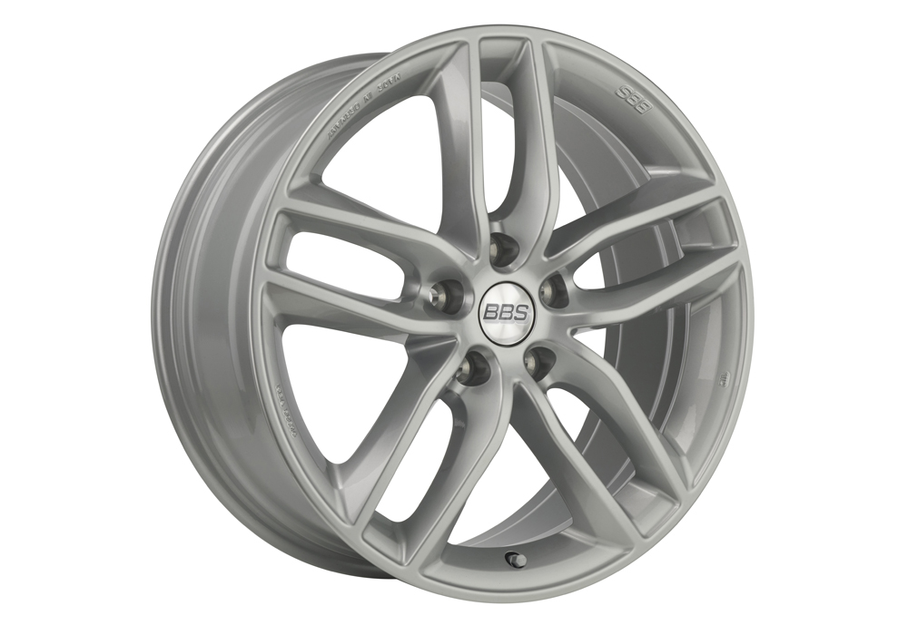 Wheels for Opel - BBS SX Brilliant Silver